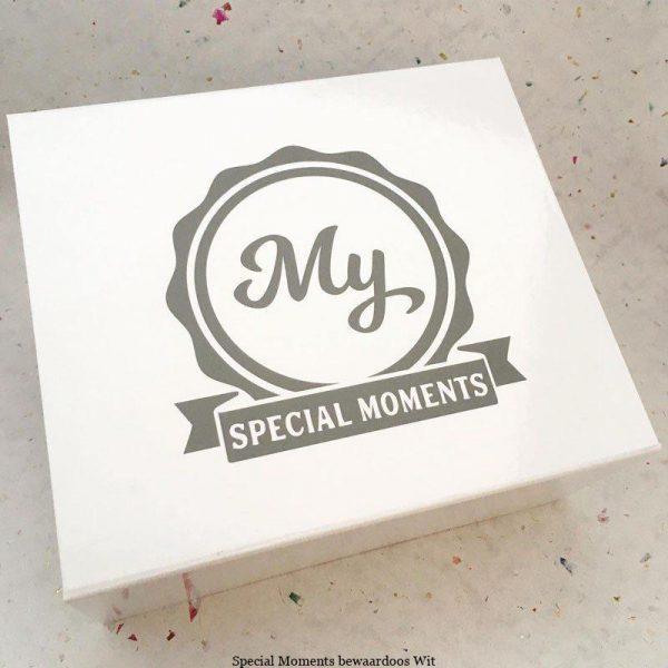 Special Moments bewaardoos Wit