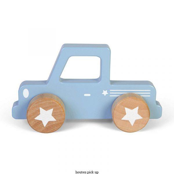 houten pick up