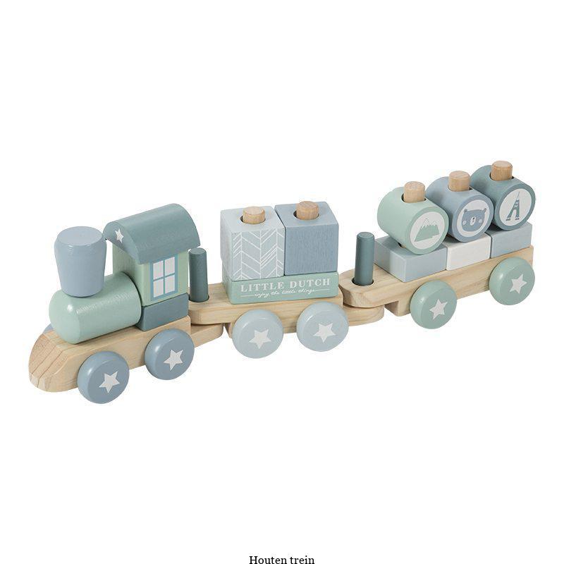 Houten trein