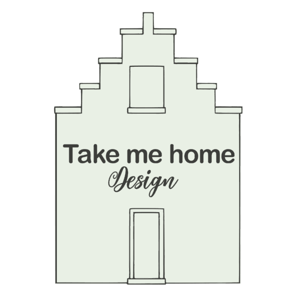 Take me Home Design Logo