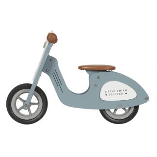 Little Dutch scooter blauw