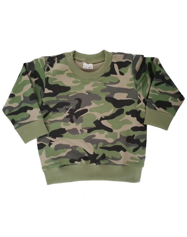 TMHD Camo_Sweater groen