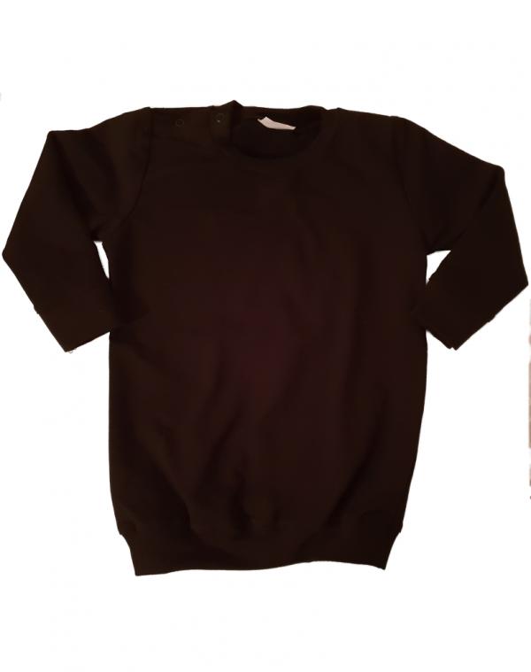 sweater Jurkje_Zwart
