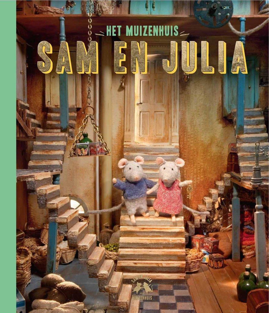 Muizenhuis voorleesboek Sam en Julia