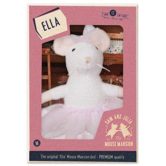 Knuffel Ella het Muizenhuis