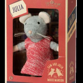 Knuffel Julia Het Muizenhuis