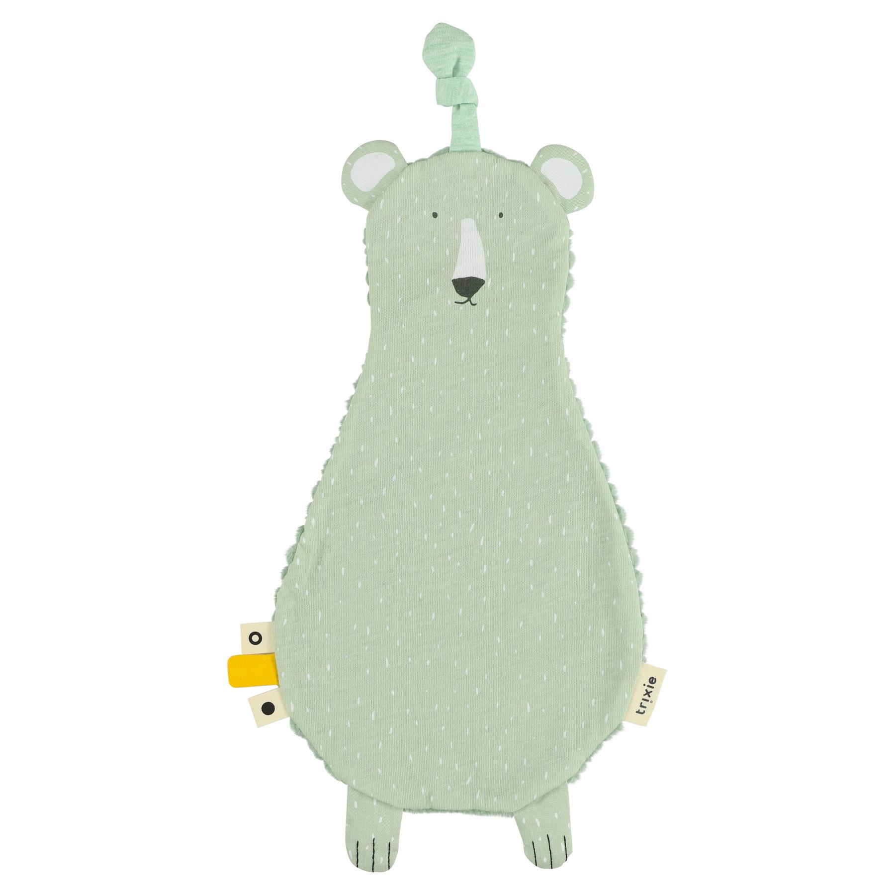 Fopspeenknuffel Mr Polar Bear